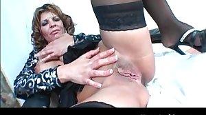 Hot milf rides nice cock by KeepJerking