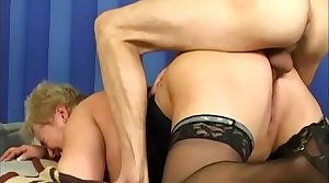Milf & Granny market of sex Vol. 12