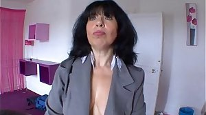Mature hyper-sexuality my pussy is incessantly wet! French amateur
