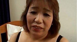 Horny grown-up Kiriko Nakamoto