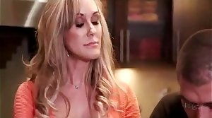 Mature Brandi Love distract say no to stepson