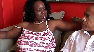 Sexy mature black BBW wants you to cum in her mouth
