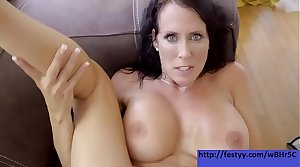 hot milf reagan foxx fucks her stepson lucas forst