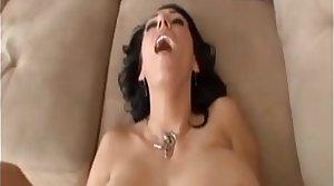 Busty milf in bikini sucks a chunky dick and gets fucked hard - Pov-porn.net