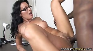 Cougar Zoe Holloway Fucks Her Patient's Big Black Weasel words
