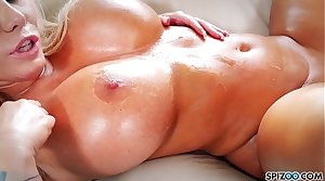 Spizoo - Big booty Lolly Ink suck and fuck a beamy dick, beamy boobs