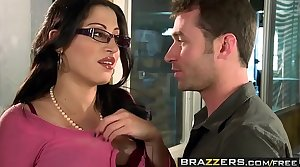 Big Tits at Work - You Fuck My Son You Are Fired instalment starring Exterminator Cruz and James Deen