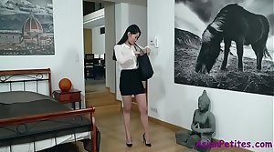 Asian MILF gets time fucked hard by HIUSBAND- Katana Influential