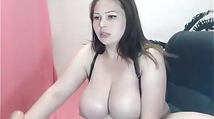 Big belly milf carrying-on porn live cam
