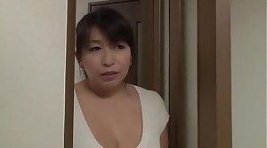 Japanese mother fucks descendant
