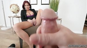 Deep abiding sexual congress first time Ryder Skye apropos Stepmother Sex Sessions