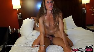 SofieMarieXXX - MILF Sofie Marie Massaged Before Riding