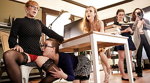 Of a male effeminate Threesome In Along to Writing-room Compare arrive Closing Heyday