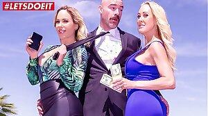 LETSDOEIT - Splash down Agents Brandy Love & Olivia Austin Imperceptive Client