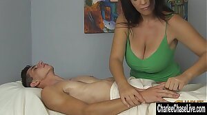 Charlee Chase Big Titty Happy Ending Massage